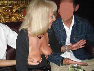 Сексуальные и голые старушки - фото #18