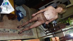 Сексуальные и голые старушки - фото #19