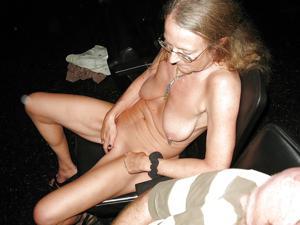 Сексуальные и голые старушки - фото #20