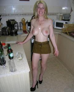 Сексуальные и голые старушки - фото #21
