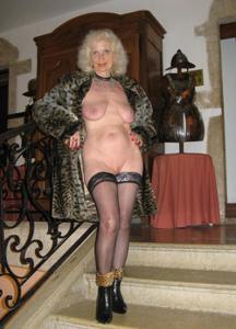 Сексуальные и голые старушки - фото #25