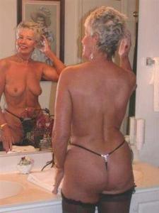 Сексуальные и голые старушки - фото #29