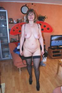 Сексуальные и голые старушки - фото #3