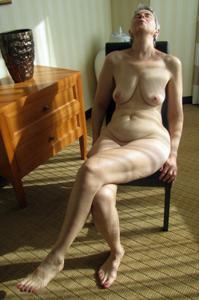 Сексуальные и голые старушки - фото #34