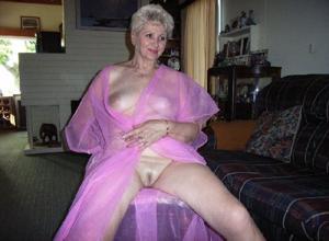 Сексуальные и голые старушки - фото #35