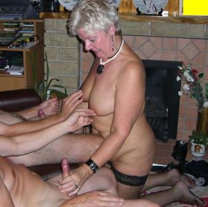 Сексуальные и голые старушки - фото #38
