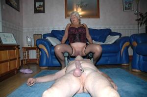 Сексуальные и голые старушки - фото #39