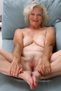 Сексуальные и голые старушки - фото #40