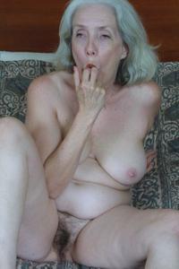 Сексуальные и голые старушки - фото #42