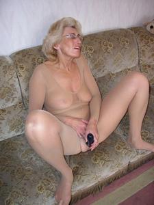 Сексуальные и голые старушки - фото #43