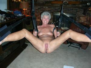 Сексуальные и голые старушки - фото #49