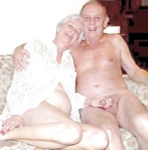 Сексуальные и голые старушки - фото #50
