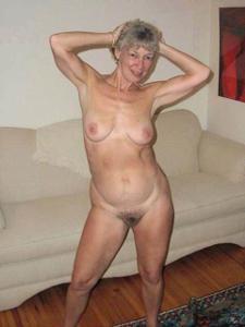 Сексуальные и голые старушки - фото #51