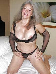 Сексуальные и голые старушки - фото #52