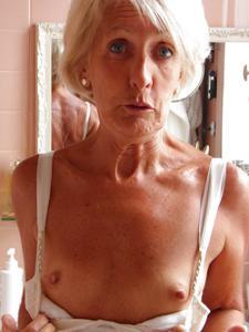 Сексуальные и голые старушки - фото #55