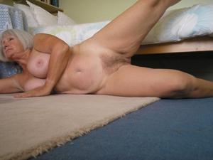 Сексуальные и голые старушки - фото #56