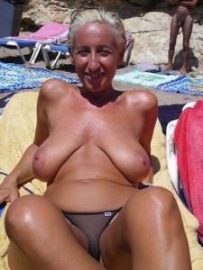 Сексуальные и голые старушки - фото #59