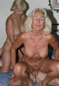 Сексуальные и голые старушки - фото #66