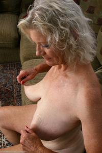 Сексуальные и голые старушки - фото #67