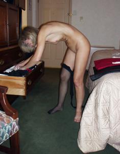 Сексуальные и голые старушки - фото #8