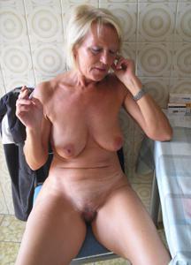 Подборка голых взрослых блондинок - фото #1
