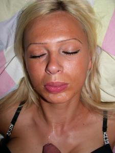 Подборка голых взрослых блондинок - фото #34