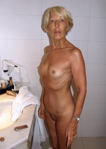 Подборка голых взрослых блондинок - фото #5