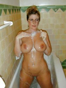 Подборка секси милф - фото #20