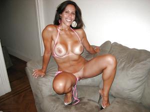 Подборка секси милф - фото #53