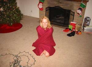 Новогодняя домохозяйка - фото #2