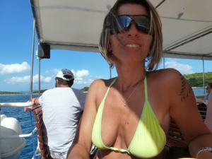 Она не была особенно откровенно в отпуске - фото #3