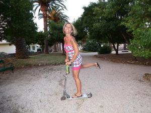 Она не была особенно откровенно в отпуске - фото #47