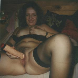 Красивая голая тетка - фото #1