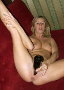 Пьяная Ивонна устраивает шоу - фото #39