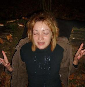 Худая россиянка без комплексов - фото #37