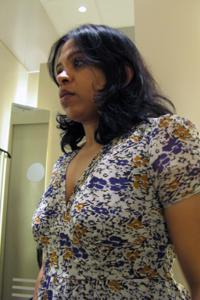Индианка переодевается - фото #17