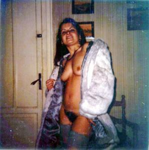 Лобковые заросли молодой бабы - фото #15