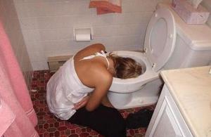 Очень пьяные телки - фото #10