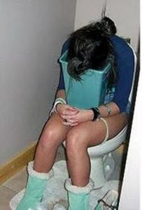 Очень пьяные телки - фото #11