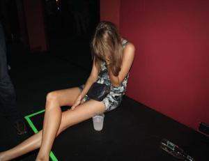 Очень пьяные телки - фото #5