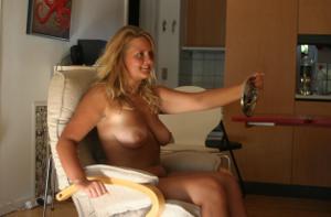Эро сет аппетитной блондинки - фото #3