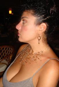 Интимные фоточки зрелой женщины с моря - фото #44