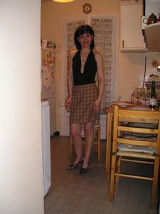 Прикольная худая милфа затейница - фото #49