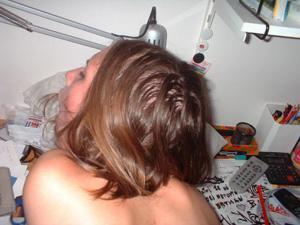Сексуальные забавы украинских молодоженов - фото #11