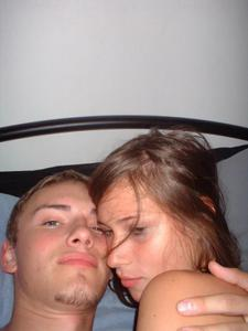 Сексуальные забавы украинских молодоженов - фото #3