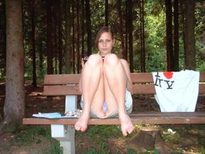 Сексуальные забавы украинских молодоженов - фото #38
