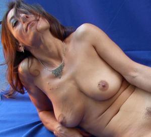 Фото подборка с разнообразной мастурбацией зрелой женщины - фото #16