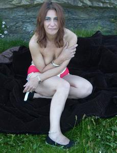 Фото подборка с разнообразной мастурбацией зрелой женщины - фото #56