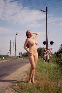 Ретро подборка горячих кадров из жизни молодой нимфоманки - фото #28