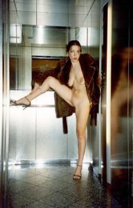 Ретро подборка горячих кадров из жизни молодой нимфоманки - фото #34